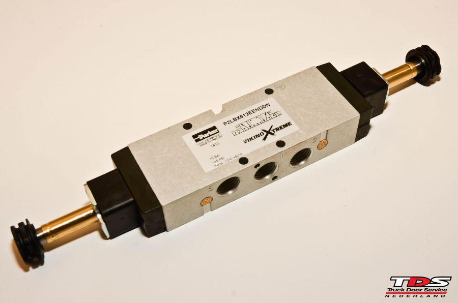 53 ventil g14 elektropneum totman inkl spule parker