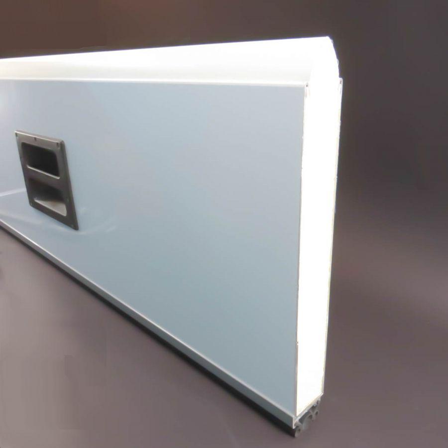 bodenpanel 380 x 2480mm k32 mobile