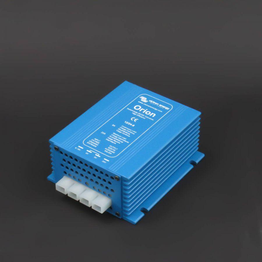 dcdc konverter orion 12 24 volt 8 amp