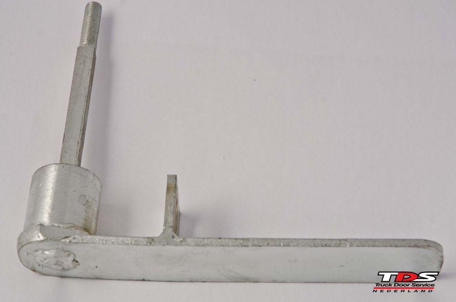 einslagschloss griff mit langen pin verzinkt polar plus hb