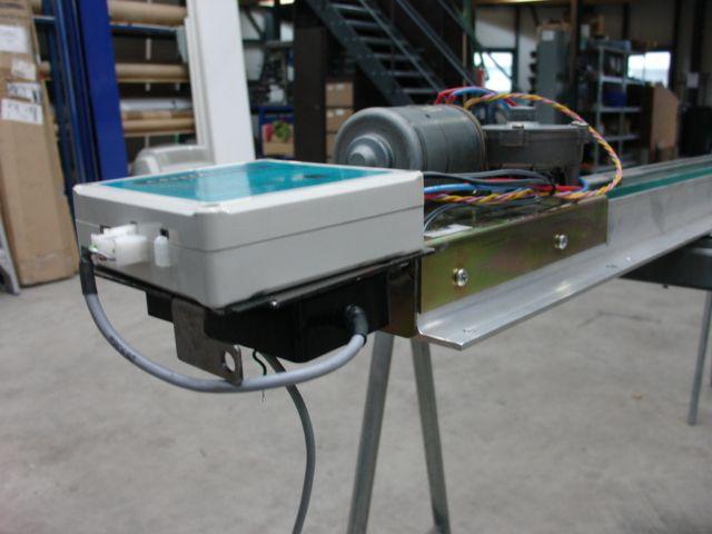 electronic control system ecs