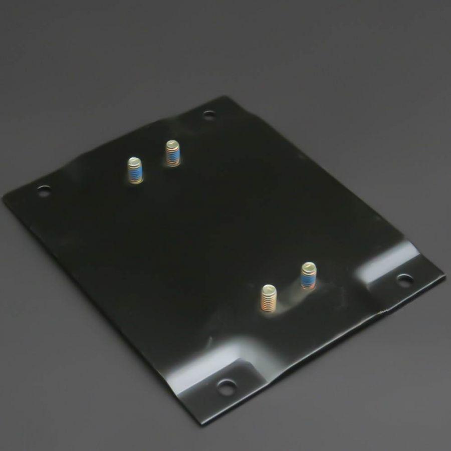 montageplatte toprollenhalter continental iii whiting