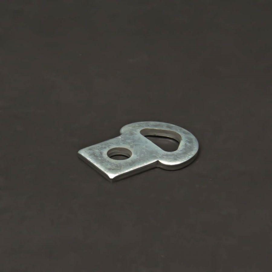 spring clip for 2 plug