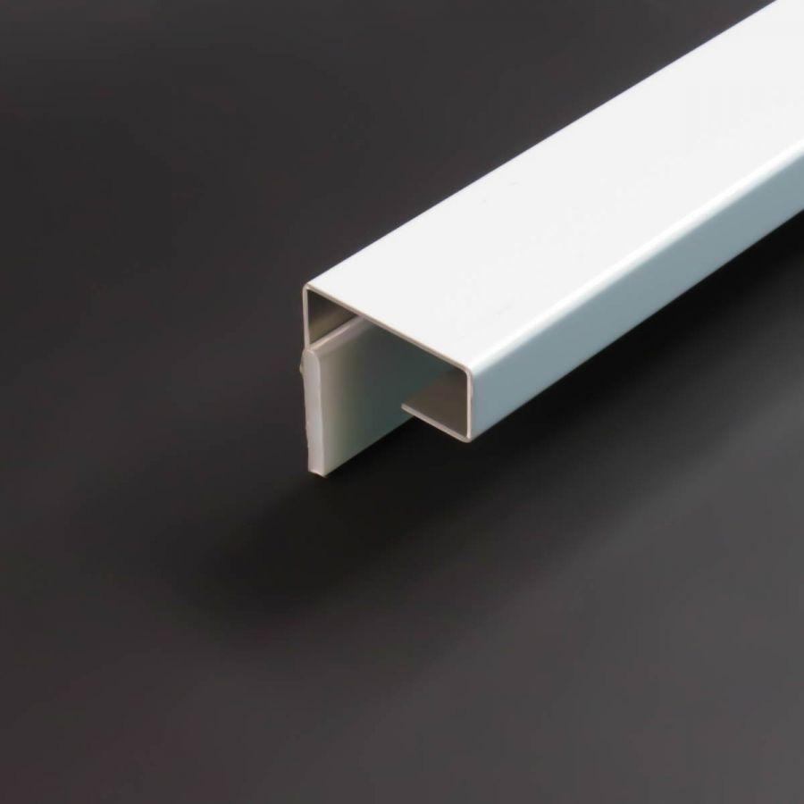 topprofil polar plus lg2500mm aluminium weiss